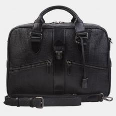 Деловая сумка PF0022 Black Bizon фото-2