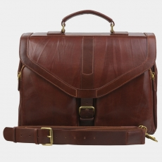 Кожаный портфель PF0020 фото-2