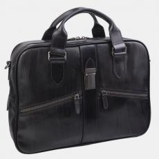 Сумка-портфель PF0022 черная