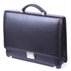 Кожаный портфель 04-020104