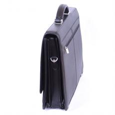 Кожаный портфель 04-020104 фото-2
