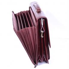 Кожаный портфель 05-019406 фото-2