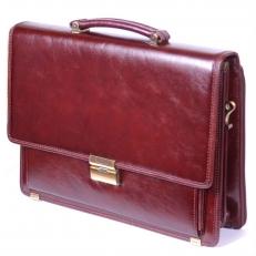 Кожаный портфель 05-019406