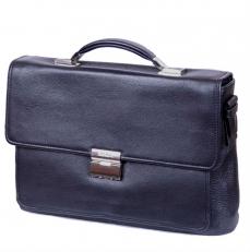 Кожаный портфель 20-500289