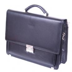Кожаный портфель 04-019406