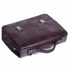 Красивый портфель 9738 Bambino Burgundi фото-2
