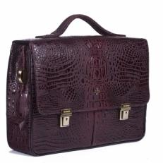 Красивый портфель 9738 Bambino Burgundi