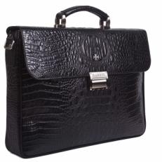 Небольшой портфель Vasheron 9739 Bambino Black