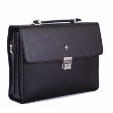 Небольшой портфель Vasheron 9744 Black