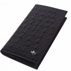 Бумажник Vasheron 9667 Bambino Black