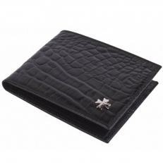 Кожаное портмоне 9669 N.Bambino Black