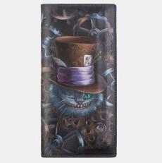 Портмоне «Чешир в шляпе»