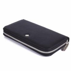 Кожаное портмоне Narvin 9591 Polo Black