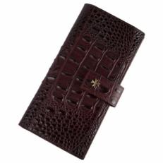 Бумажник мужской Vasheron 9684 Bambino Bambino Burgundi