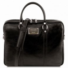 PRATO - Эксклюзивная кожаная сумка для ноутбука
