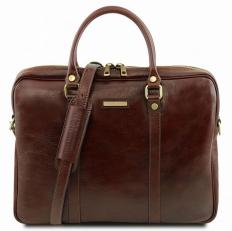 PRATO - Эксклюзивная кожаная сумка-папка для докуметов