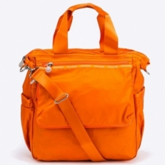 Складная сумка 02024 оранжевая