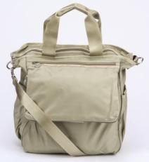 Складная сумка 02024 бежевая