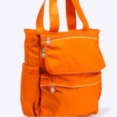 Складная сумка 02025 оранжевая фото-2
