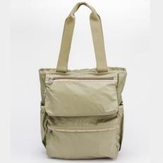 Складная сумка 02025 бежевая