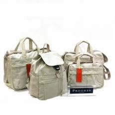 Жеский рюкзак 20023 бежевый фото-2