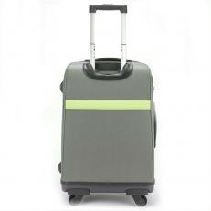 Красивый салатовый чемодан 63194 фото-2