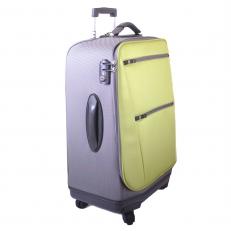 Средний чемодан лимонно-желтый 63195 фото-2