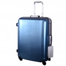 Бирюзовый чемодан 00363