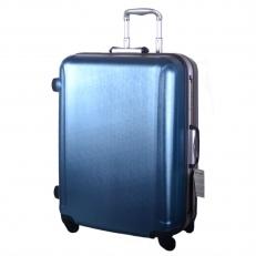 Бирюзовый чемодан 00368