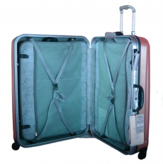 Розовый чемодан 00368 фото-2