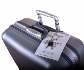 Комплект из 2 чемоданов фото-2