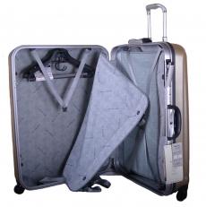 Комплект пластиковых чемоданов фото-2