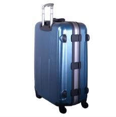 Бирюзовый чемодан 00363 фото-2