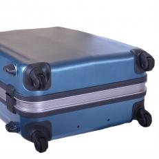 Бирюзовый чемодан 00373 фото-2