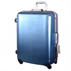Бирюзовый чемодан 00373