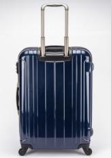 Синий японский чемодан 00860 фото-2
