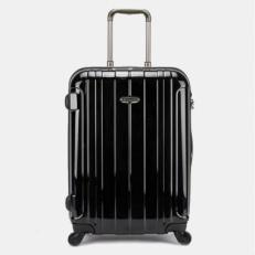 Пластиковый чемодан на молнии 00866-01