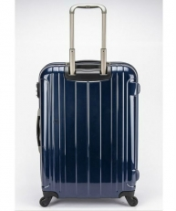 Синий чемодан с кодовым замком 00866-05 фото-2