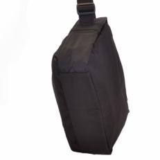 Сумка текстильная 25955 черная фото-2