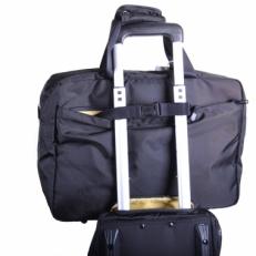 Дорожная сумка 25959 черная фото-2