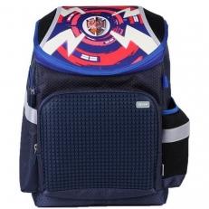 Школьный пиксельный рюкзак A-019