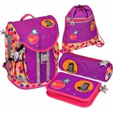 Ранец для девочки Bunte Punkte Flex Style 11870
