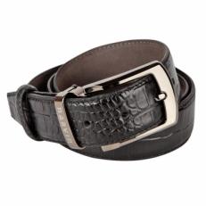 Кожаный ремень Vasheron 31079 Aligro Black