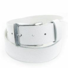 Кожаный ремень 940210356 белый