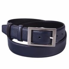 Брючный ремень 31008 Prada D.Blue