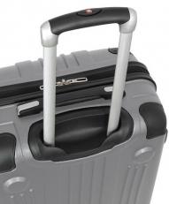 Средний чемодан из abs пластика Ridge фото-2