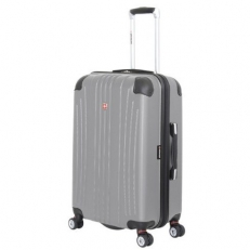 Средний чемодан из abs пластика Ridge