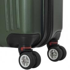 Маленький зеленый чемодан Ridge фото-2