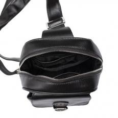 Однолямочный рюкзак черный Risdale фото-2