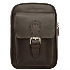 Однолямочный рюкзак коричневый Risdale